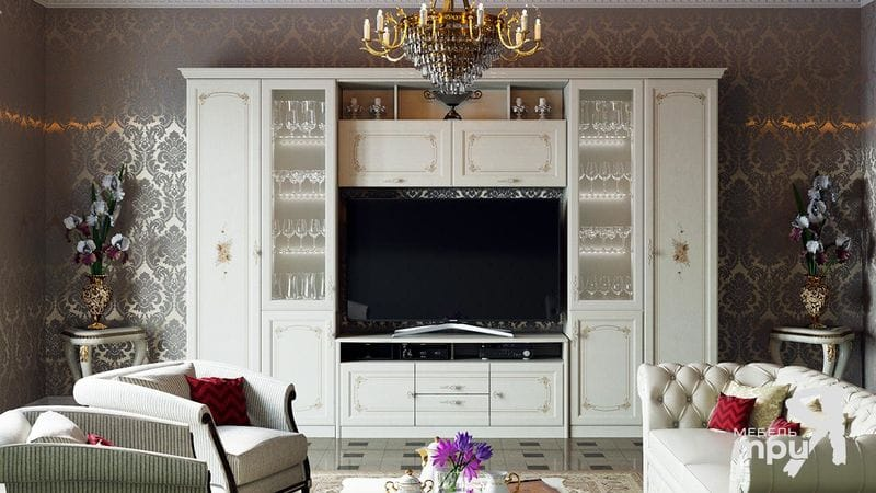 Набор мебели «Лючия» №2, ГН-235.202