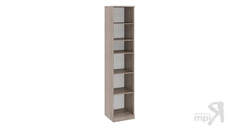 Шкаф для белья с 1-ой зеркальной дверью левый «Прованс», СМ-223.07.022L