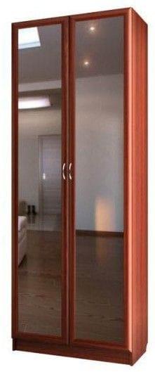 Шкаф c зеркальными дверями С 205/1 М