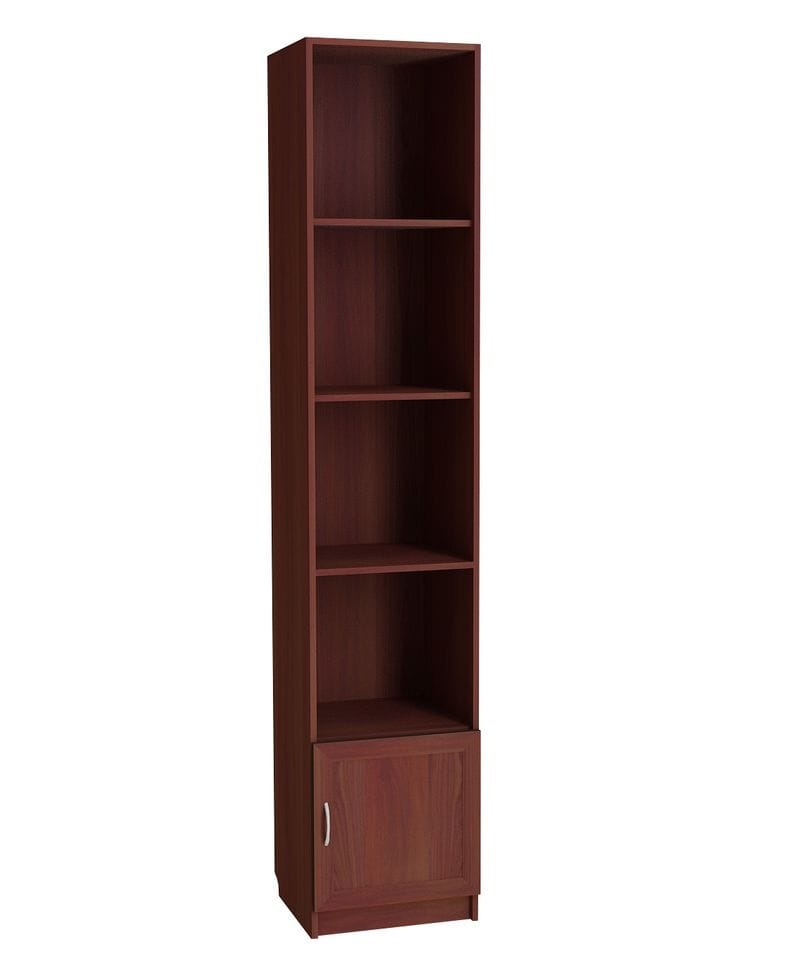 Шкаф для книг узкий С 211 М