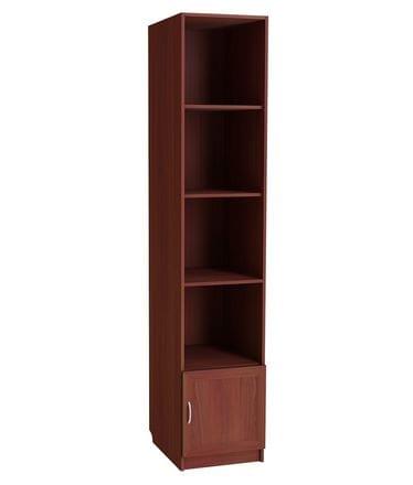 Шкаф для книг узкий глубокий С 211 Г