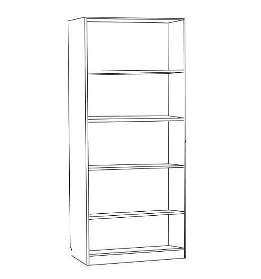 Шкаф под ТВ с дверцами С 219 М