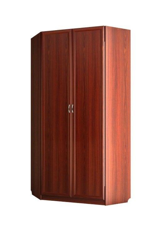Шкаф угловой двухдверный С 242 М