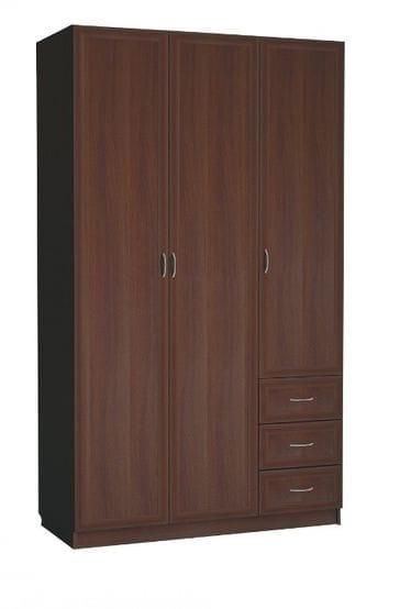 Шкаф для белья 3-х дверный С 485 M