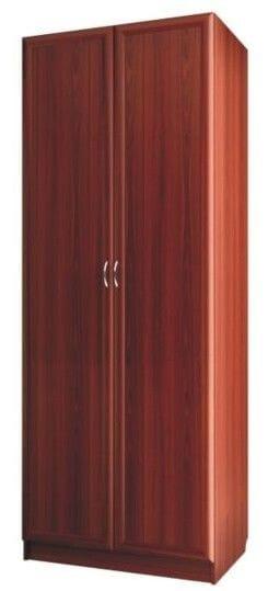Шкаф для платья и белья 2-х дверный С 402 М