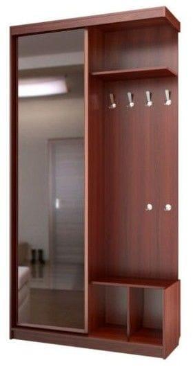 Шкаф-купе 1-но дверный с зеркалом С 503/1