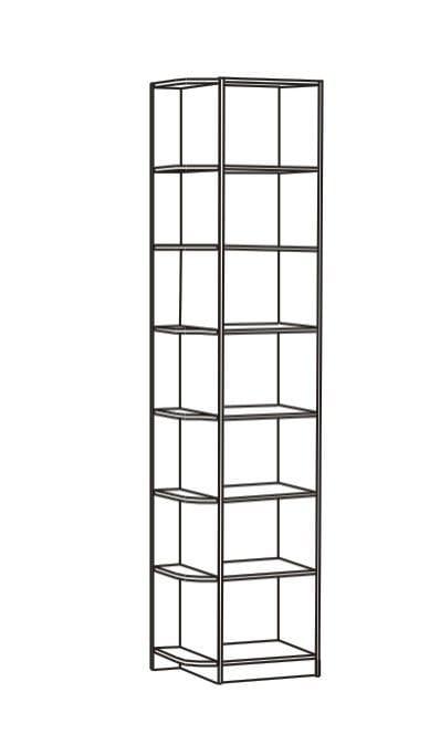 Шкаф-стеллаж С 493 М