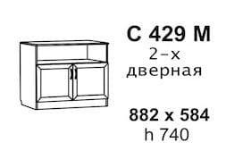 "Тумба С 429 ""венге"""